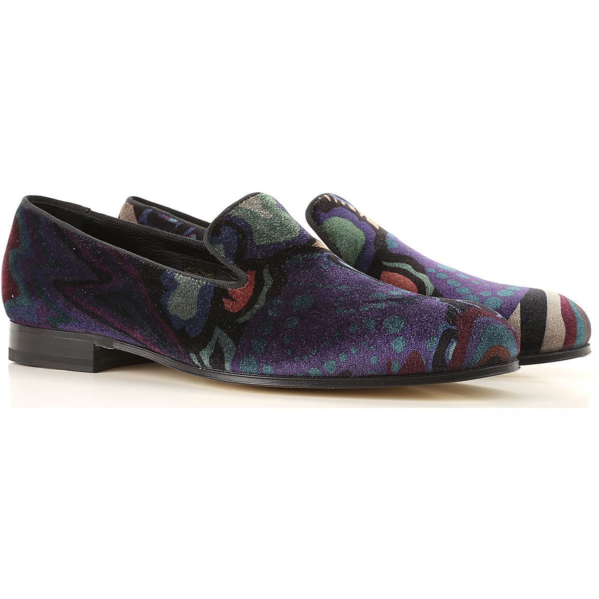 Paul Smith Loafers for Women in Outlet Violet USA - GOOFASH