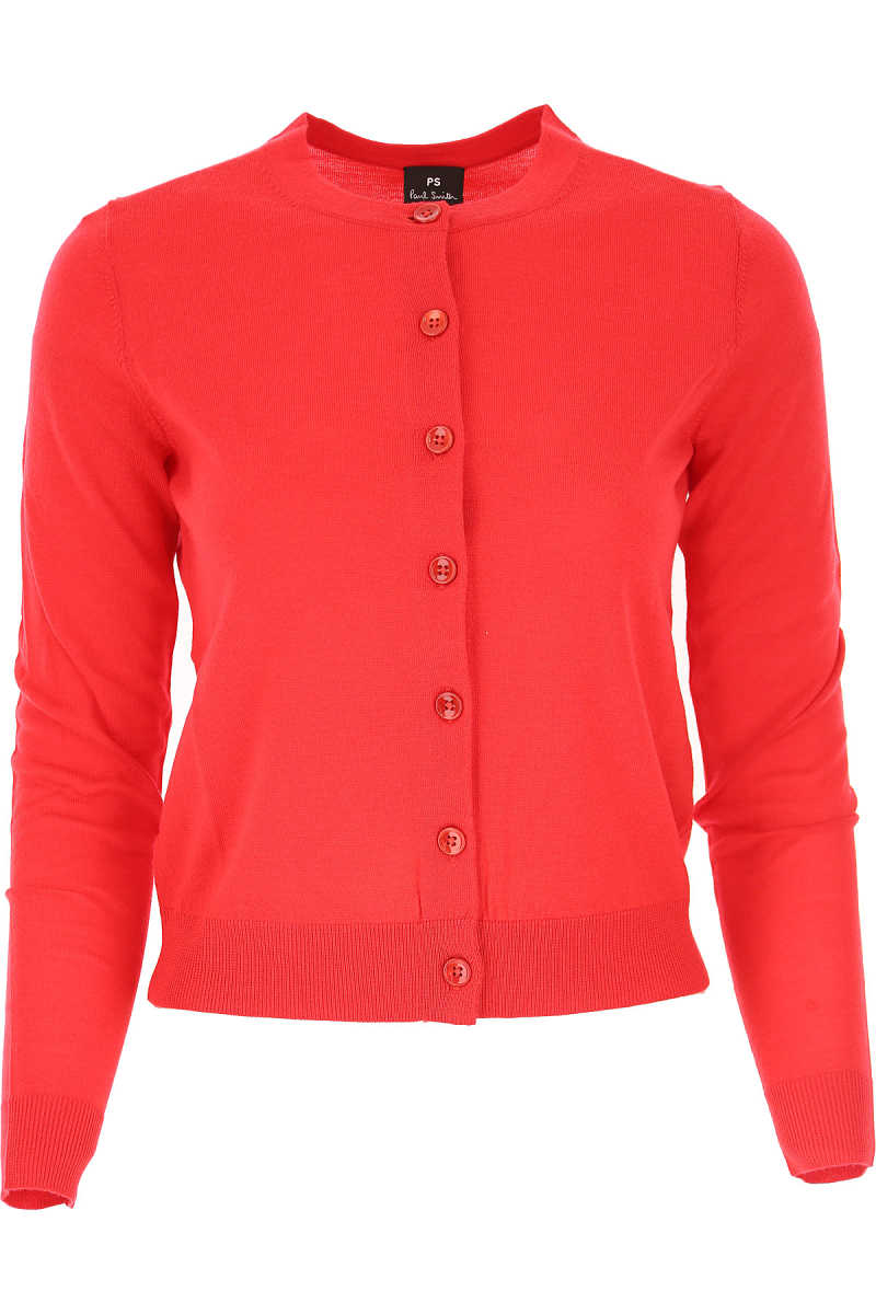 Paul Smith Sweater for Women Jumper Red USA - GOOFASH