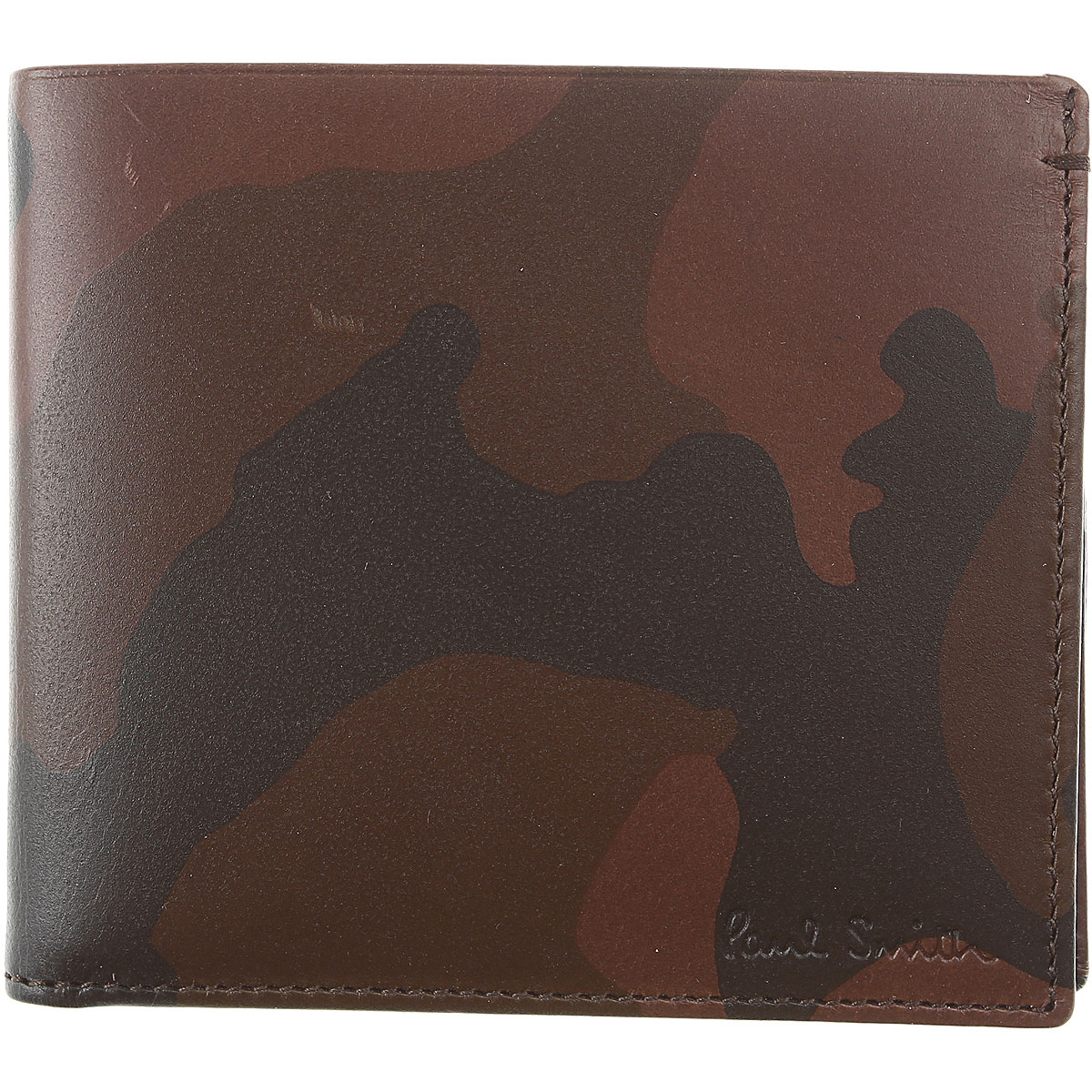 Paul Smith Wallet for Men camouflage USA - GOOFASH
