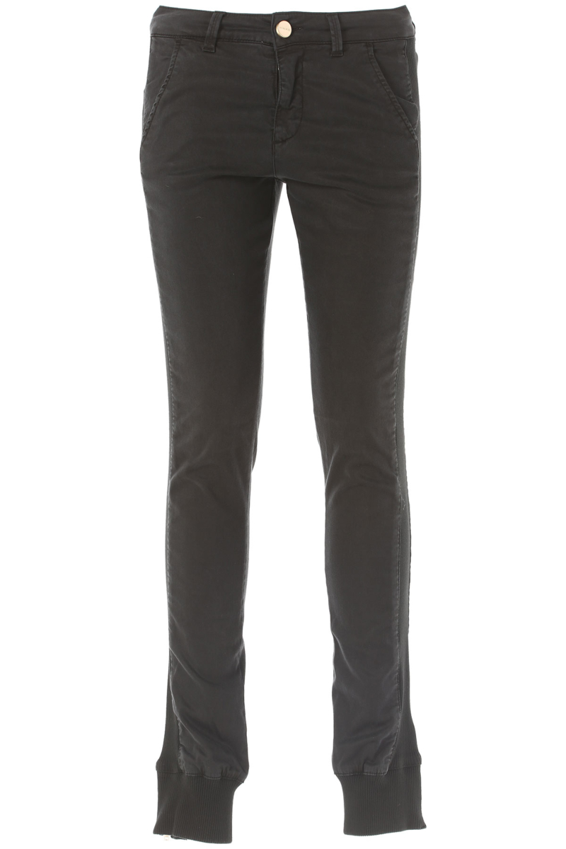 Pinko Pants for Women On Sale in Outlet Black SE - GOOFASH