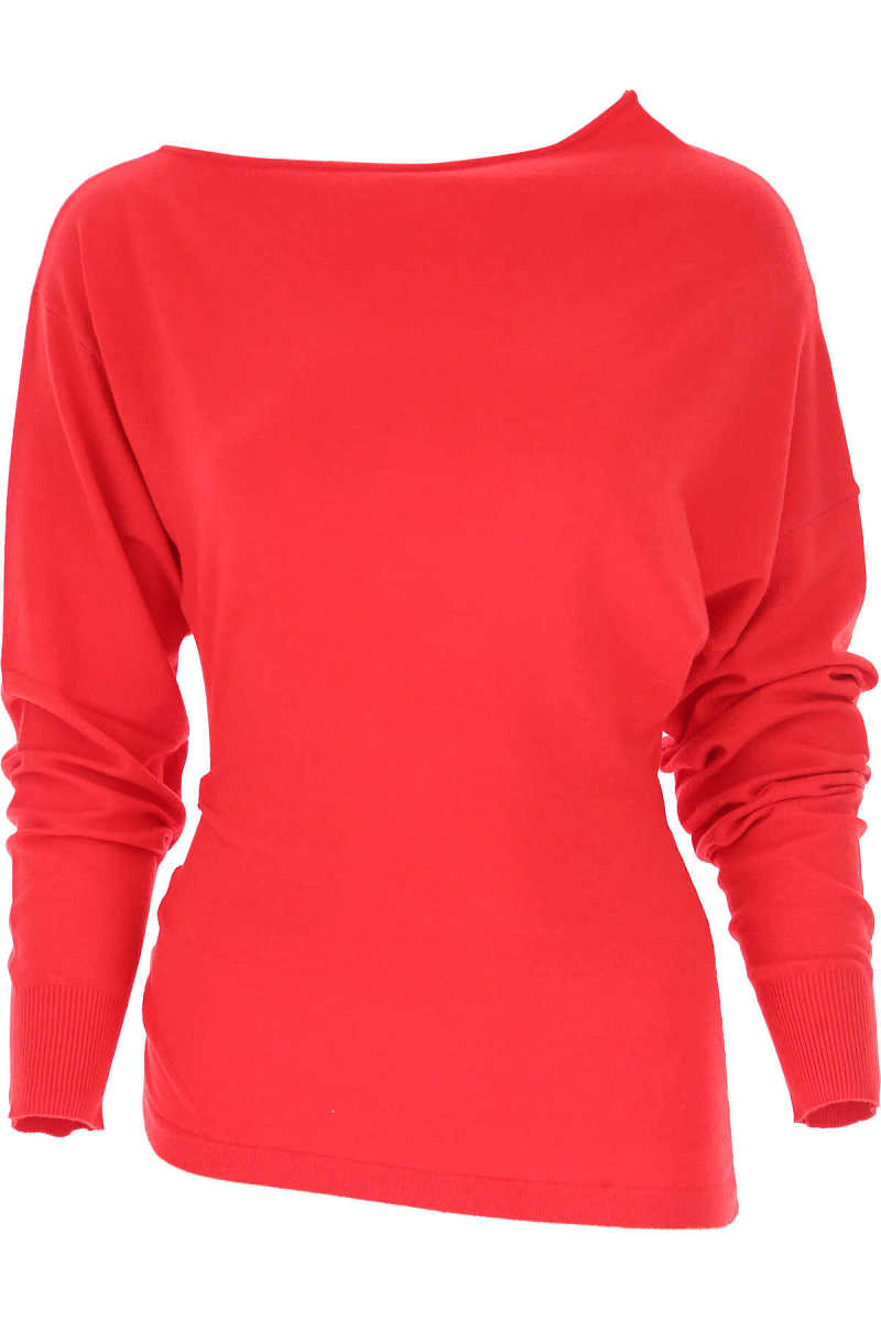 Pinko Sweater for Women Jumper in Outlet Bright Red USA - GOOFASH