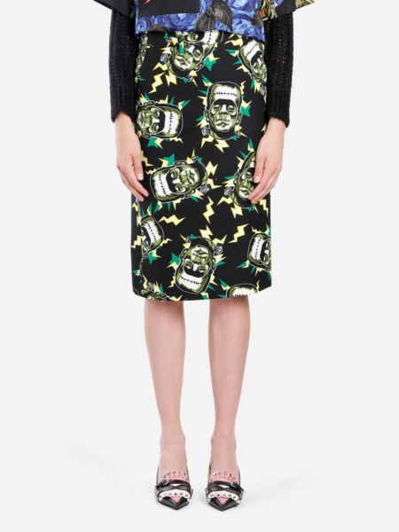 Prada Skirts Multi UK - GOOFASH