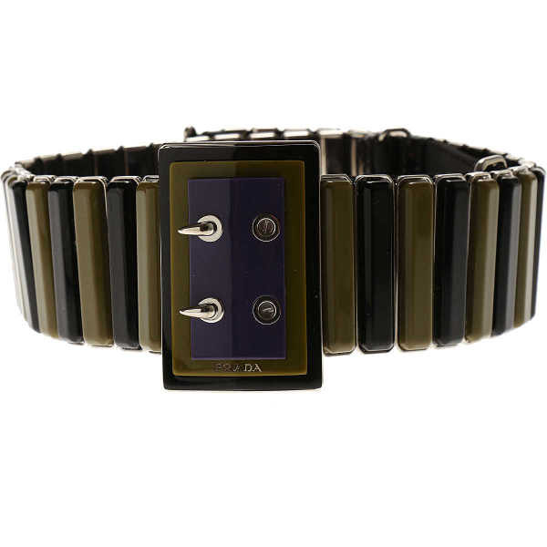 Prada Womens Accessories On Sale in Outlet Black SE - GOOFASH