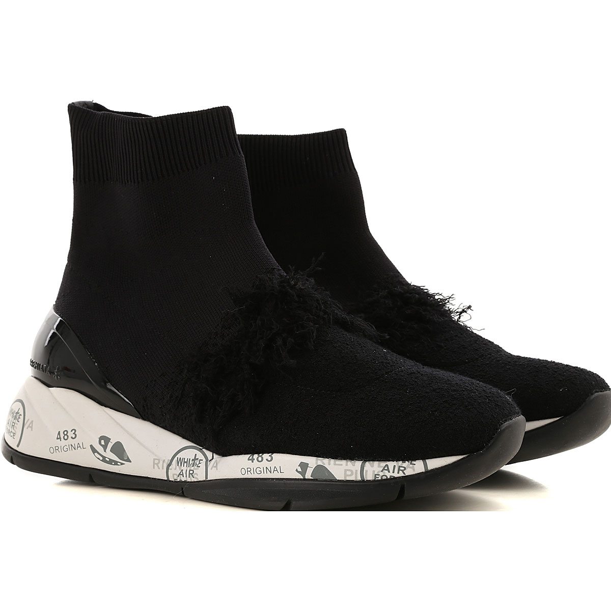 Premiata Boots for Women Booties On Sale in Outlet USA - GOOFASH