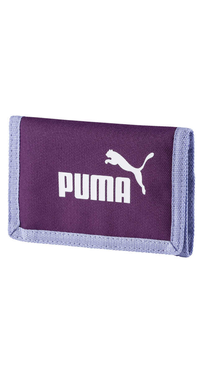 Puma Phase Wallet Violet UK - GOOFASH