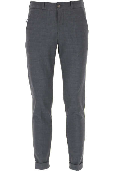 RRD Pants for Men Dark Grey USA - GOOFASH