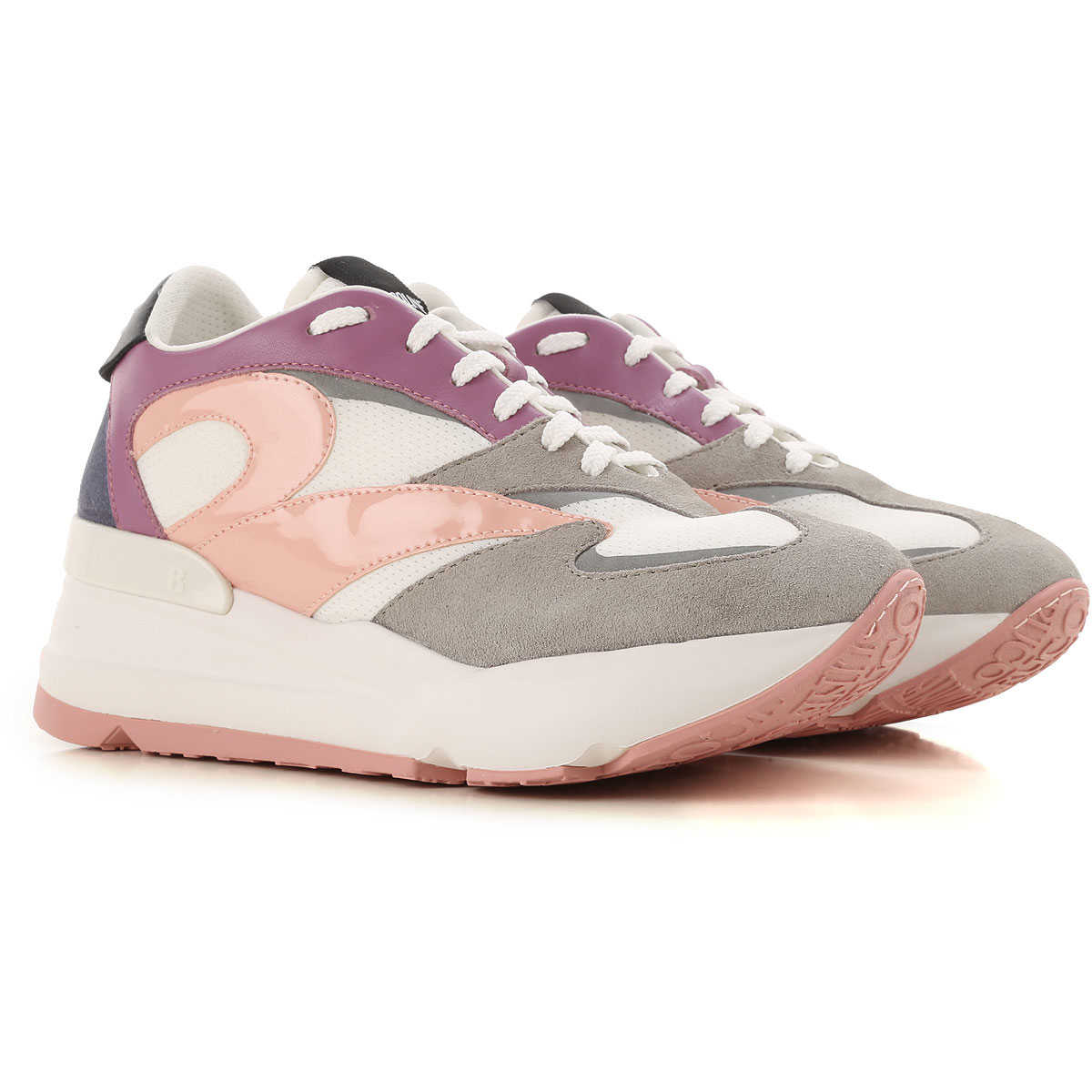 Ruco Line Sneakers for Women On Sale White SE - GOOFASH