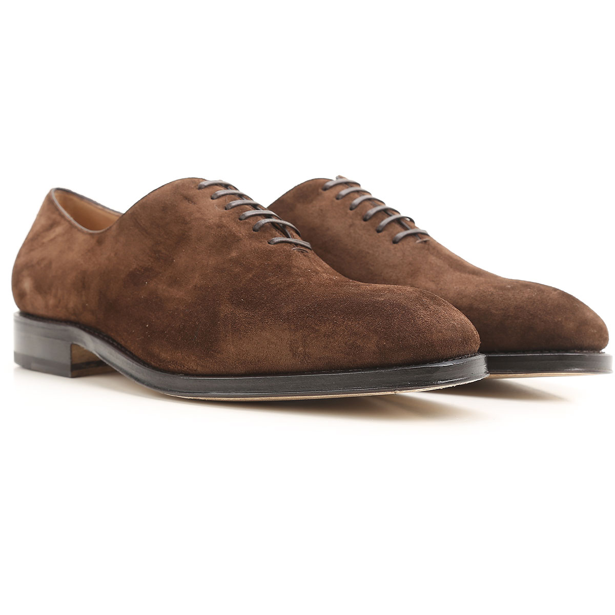 Salvatore Ferragamo Lace Up Shoes for Men Oxfords Derbies and Brogues On Sale in Outlet SE - GOOFASH