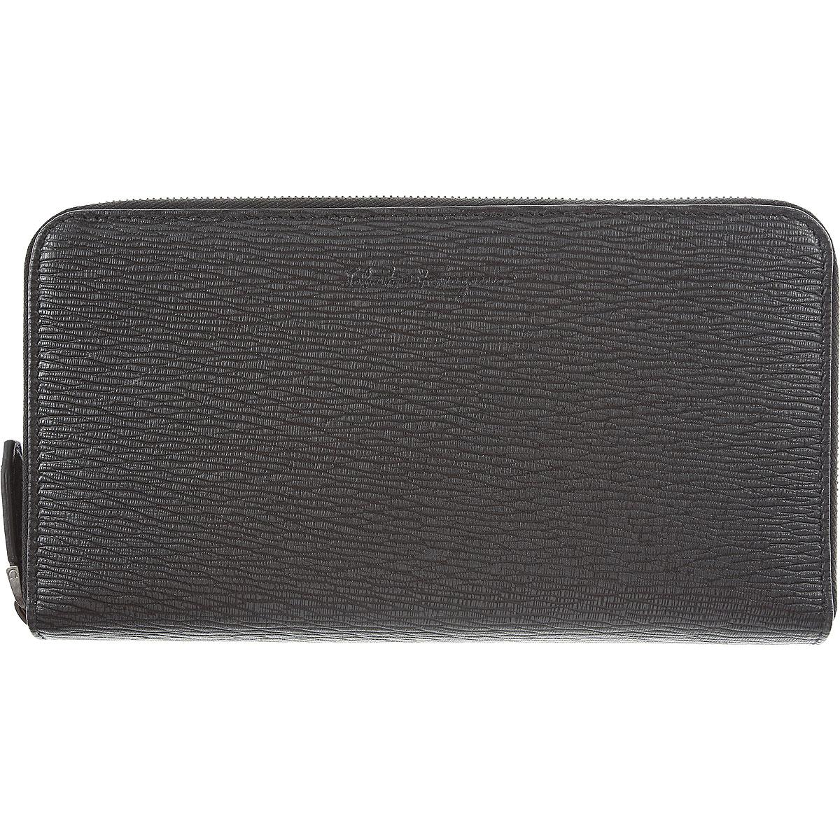 Salvatore Ferragamo Pouches in Outlet Grey USA - GOOFASH
