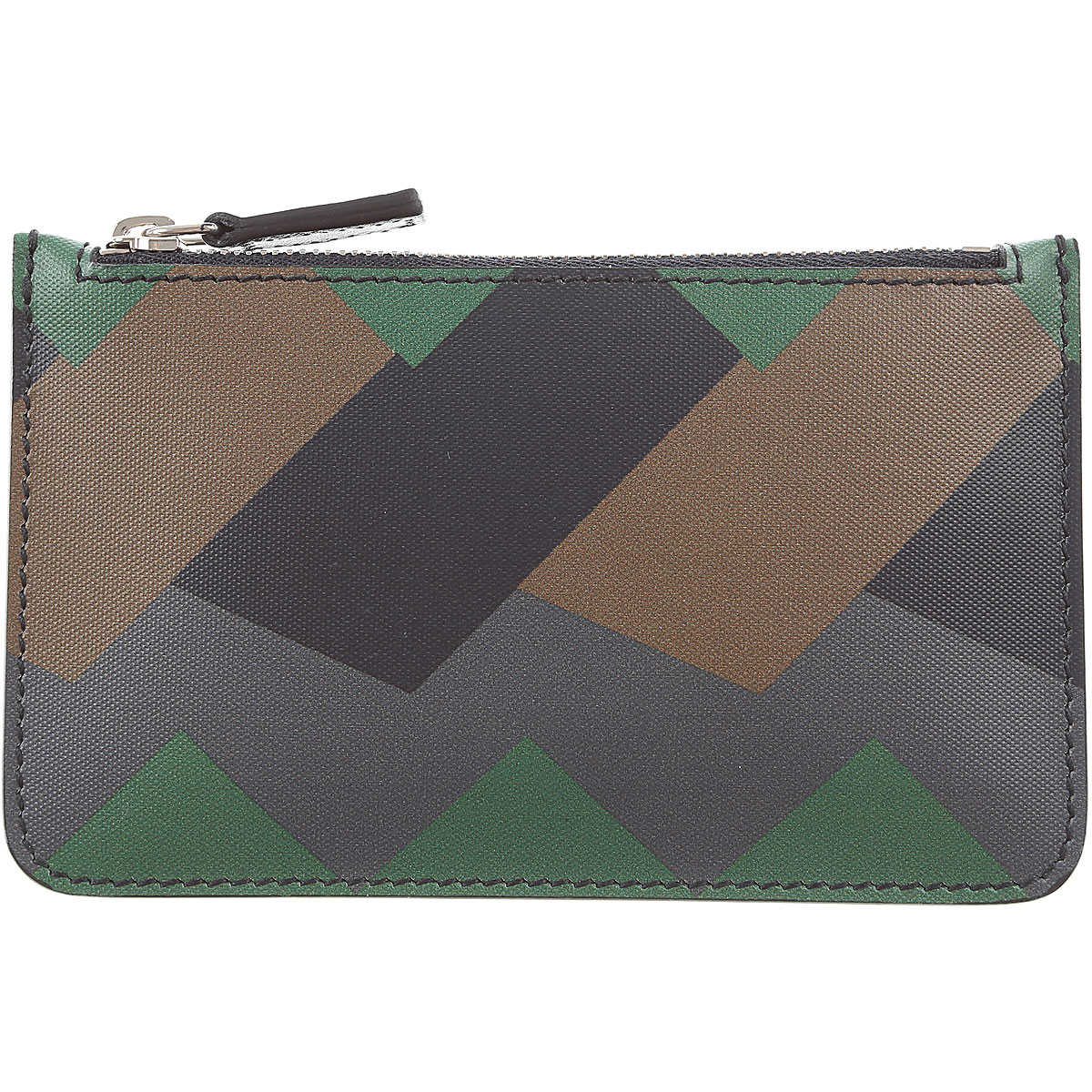 Salvatore Ferragamo Wallet for Men On Sale in Outlet Green SE - GOOFASH