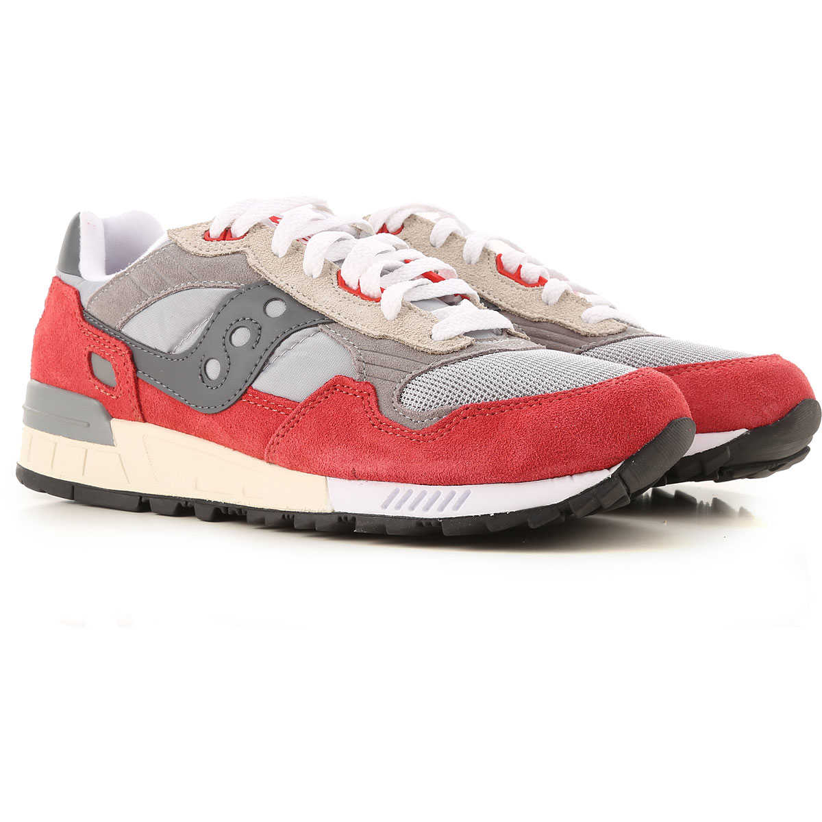 Saucony Sneakers for Men On Sale Light Grey SE - GOOFASH