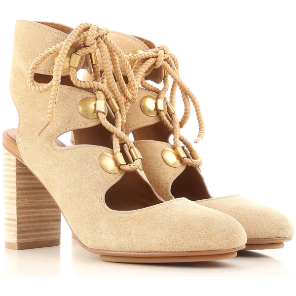 See By Chloe Pumps & High Heels for Women in Outlet Beige USA - GOOFASH