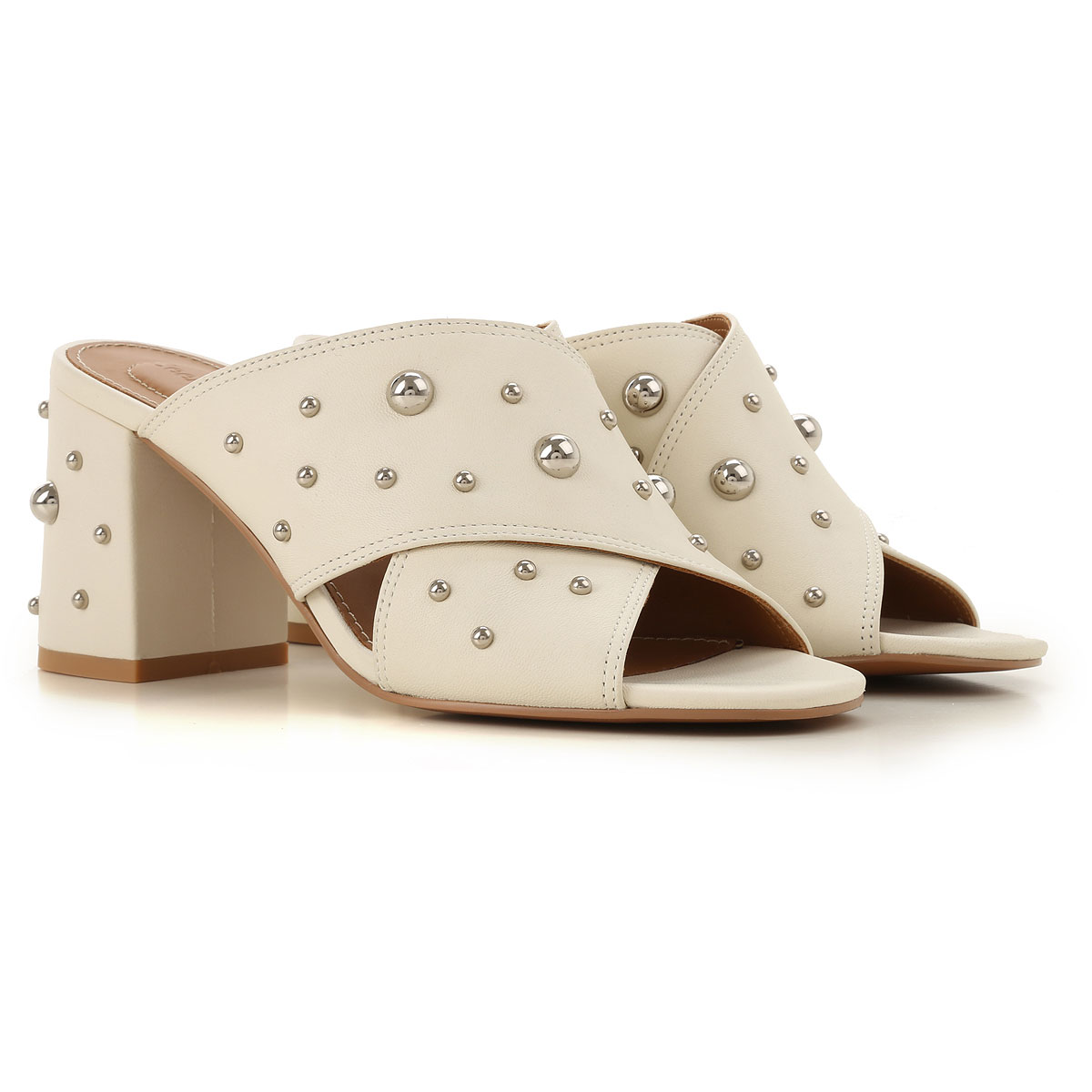 See By Chloe Wedges for Women Chalk USA - GOOFASH