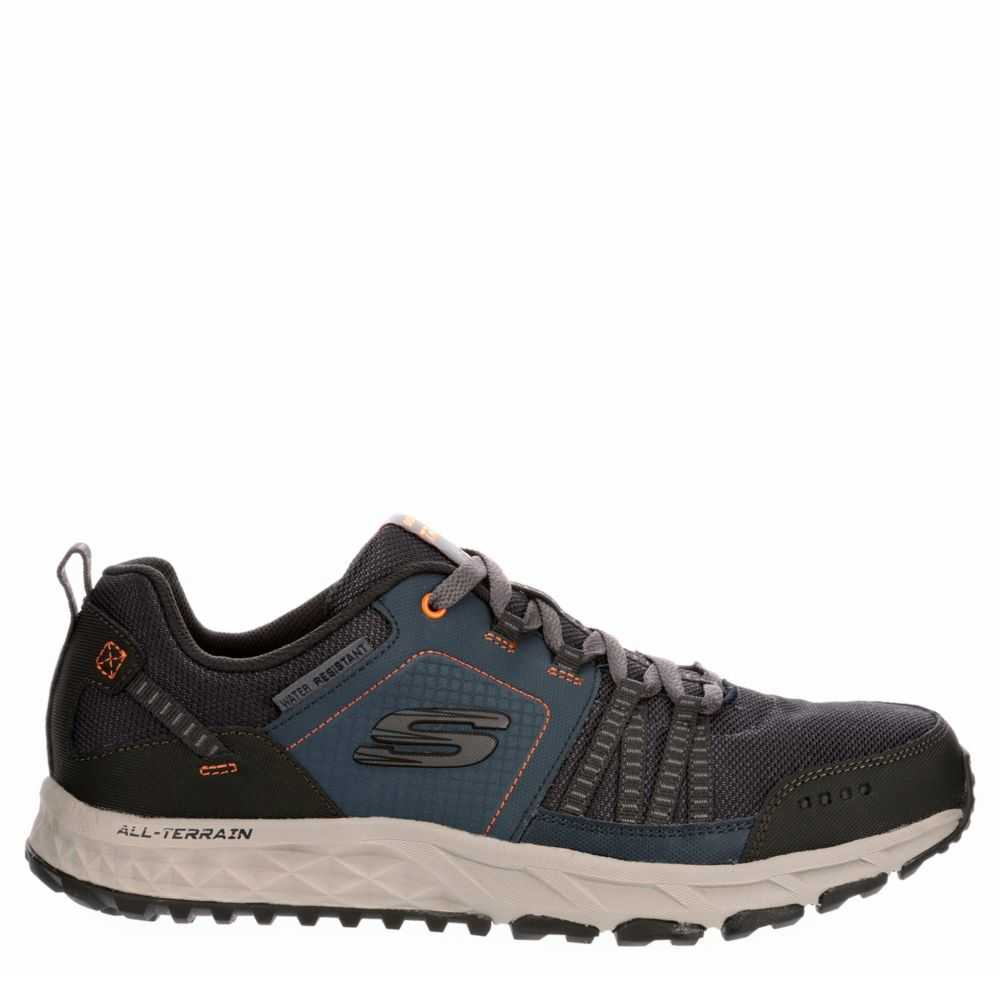 Skechers Mens Escape Plan Navy USA - GOOFASH