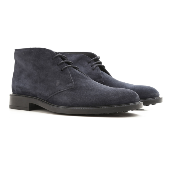 Tods Boots for Men Booties SE - GOOFASH