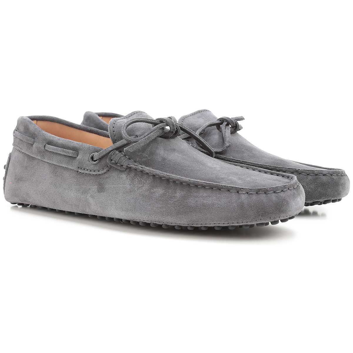 Tods Driver Loafer Shoes for Men On Sale shadow SE - GOOFASH