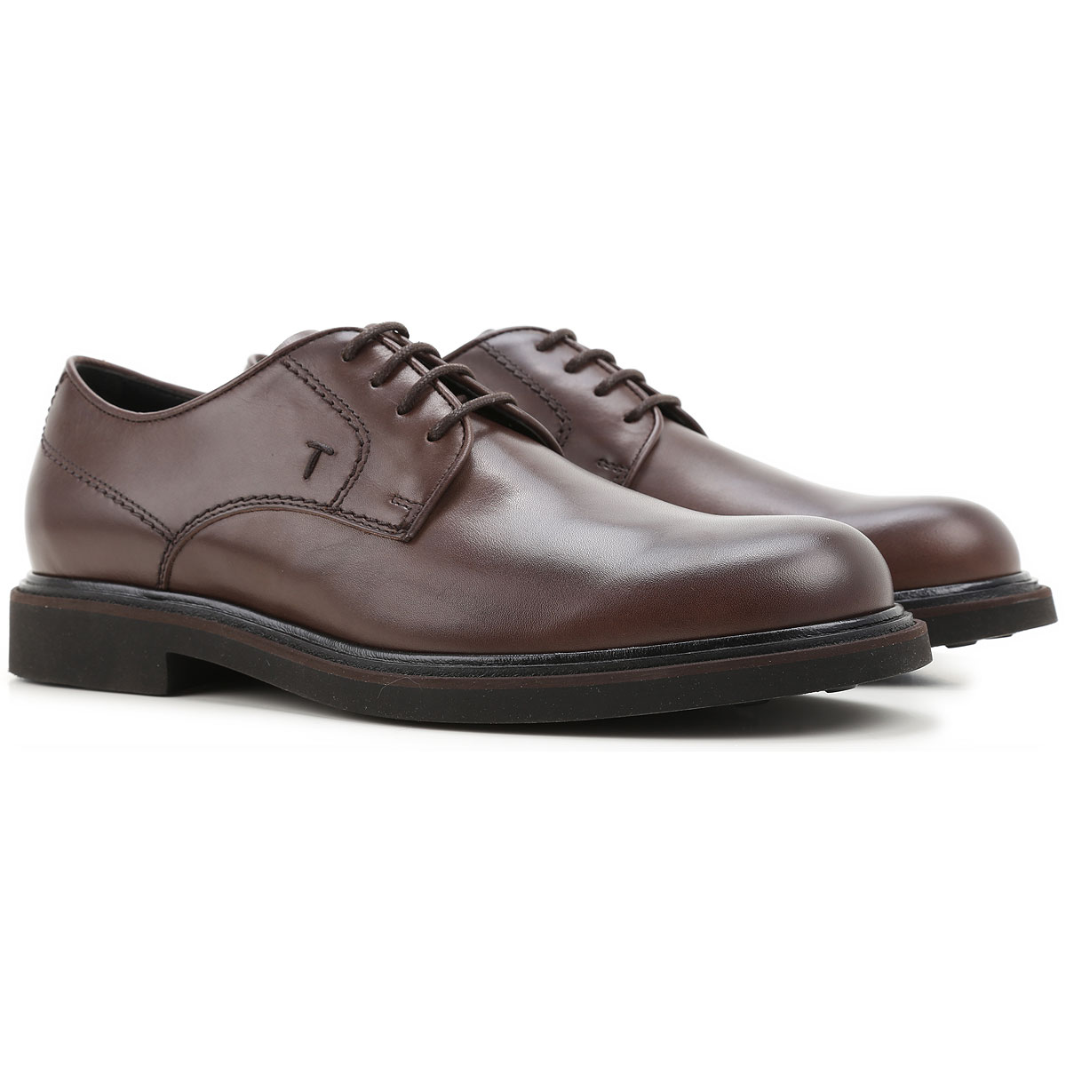 Tods Lace Up Shoes for Men Oxfords Derbies and Brogues On Sale SE - GOOFASH