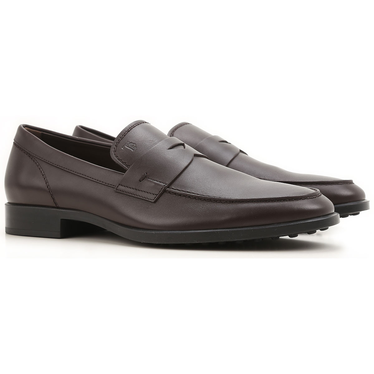 Tods Loafers for Men Brown SE - GOOFASH