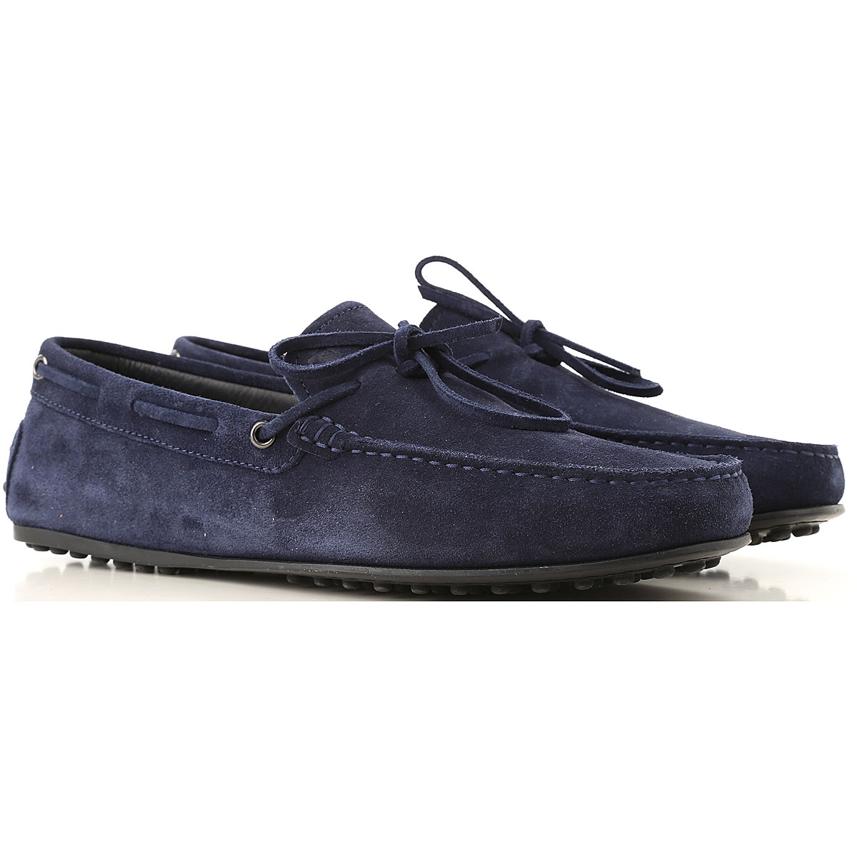Tods Loafers for Men On Sale galaxy blue SE - GOOFASH