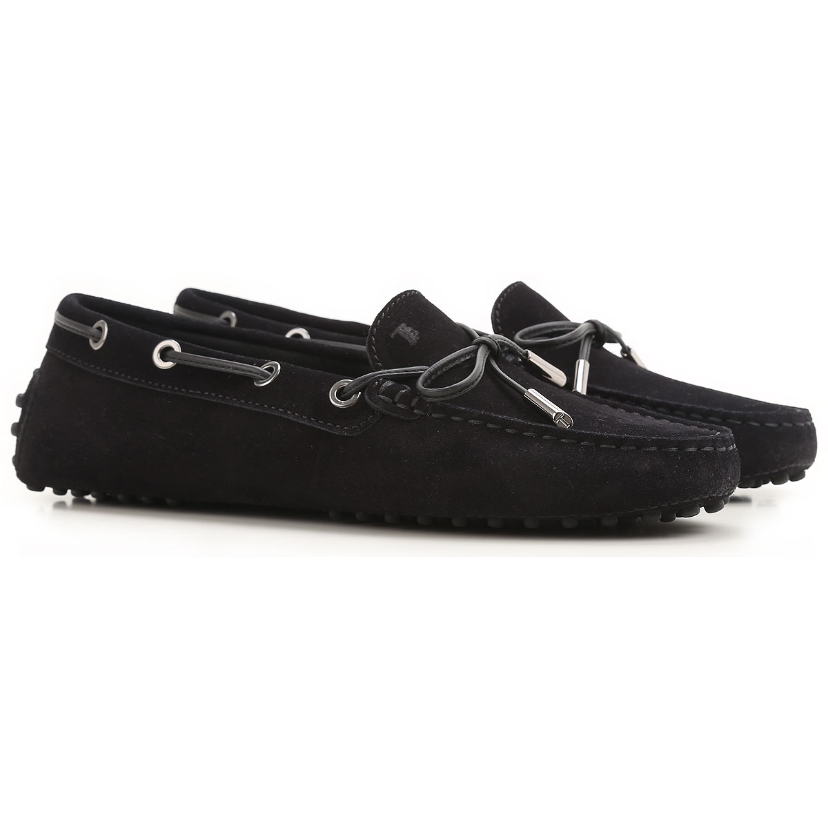 Tods Loafers for Women Black USA - GOOFASH