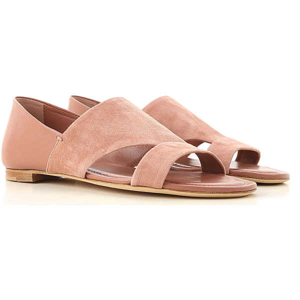 Tods Sandals for Women On Sale Old Rose SE - GOOFASH