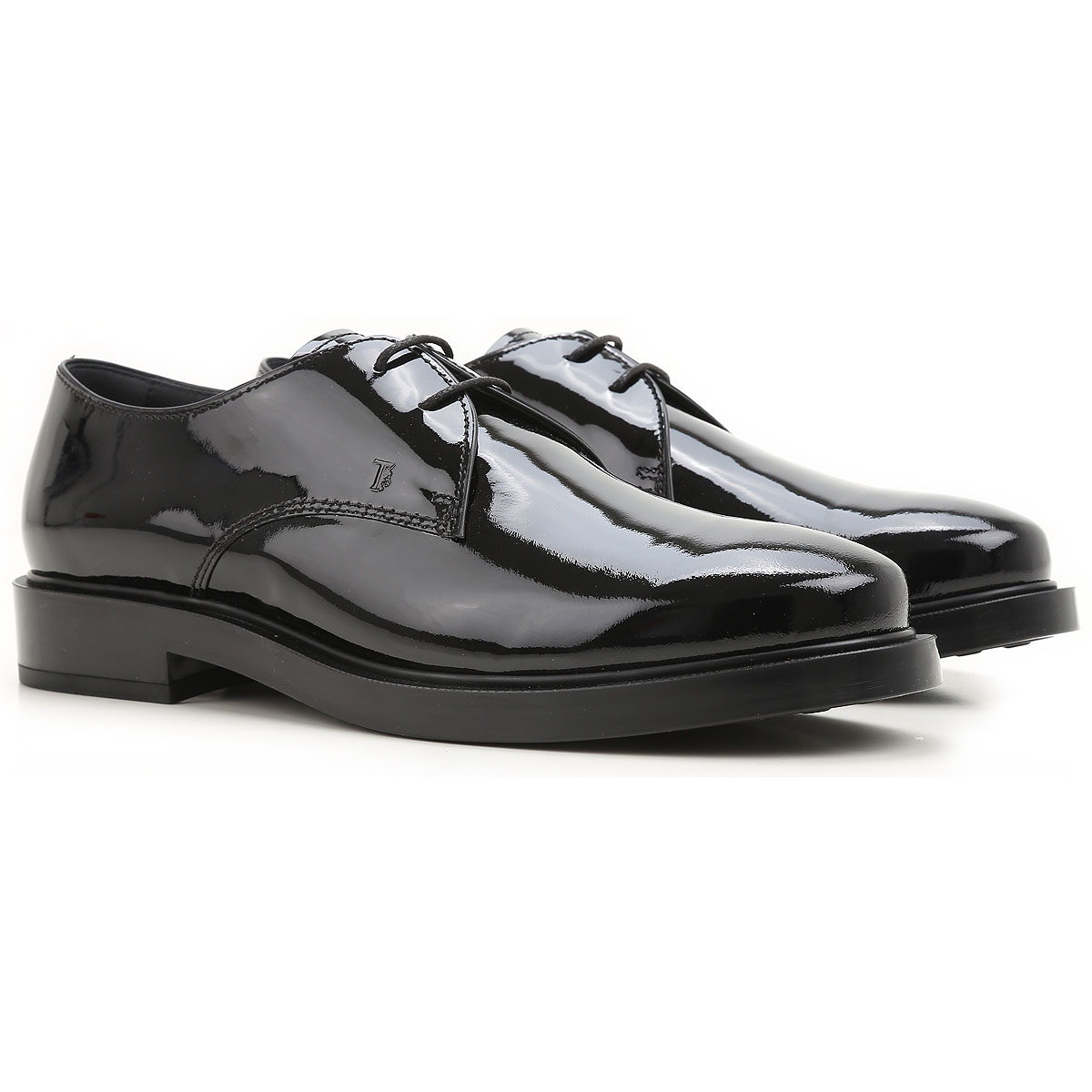 Tods Womens Shoes in Outlet Black USA - GOOFASH