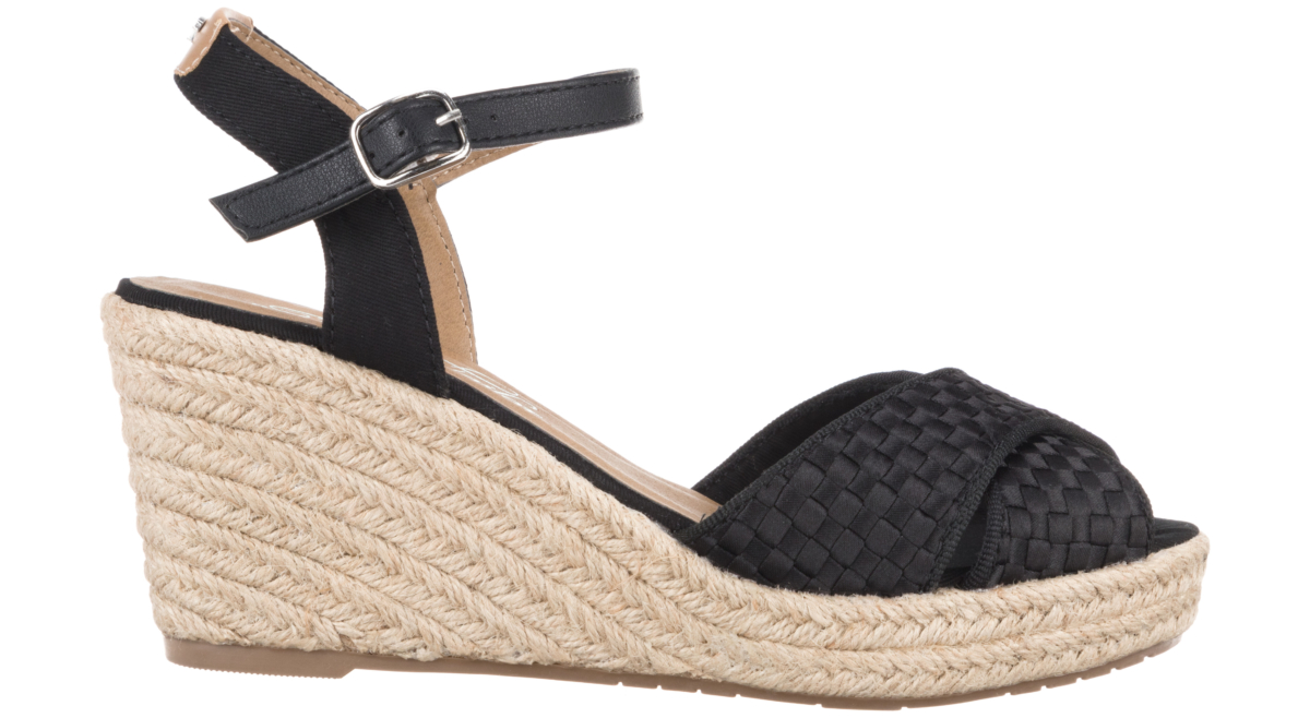 Tom Tailor Wedges Black UK - GOOFASH