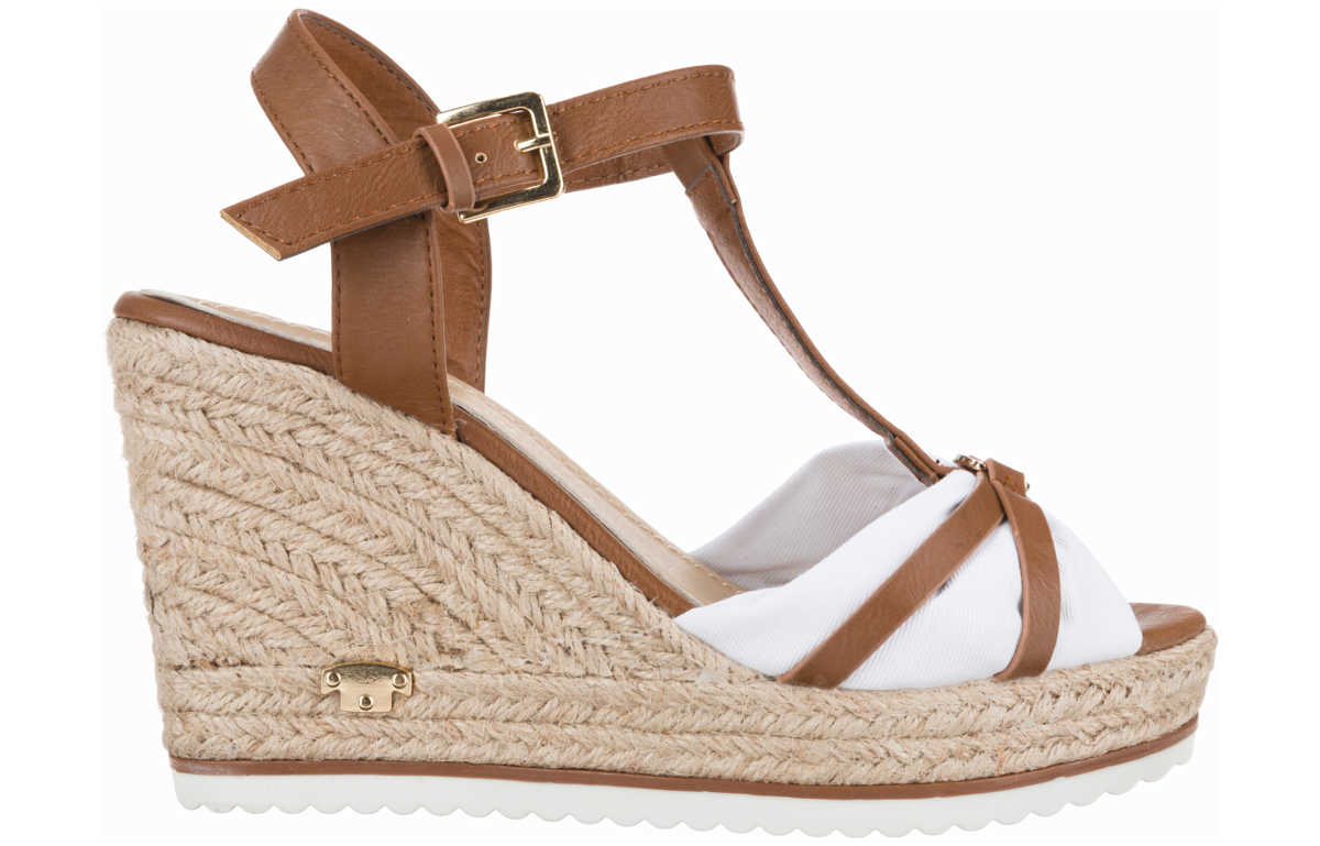 Tom Tailor Wedges Brown UK - GOOFASH