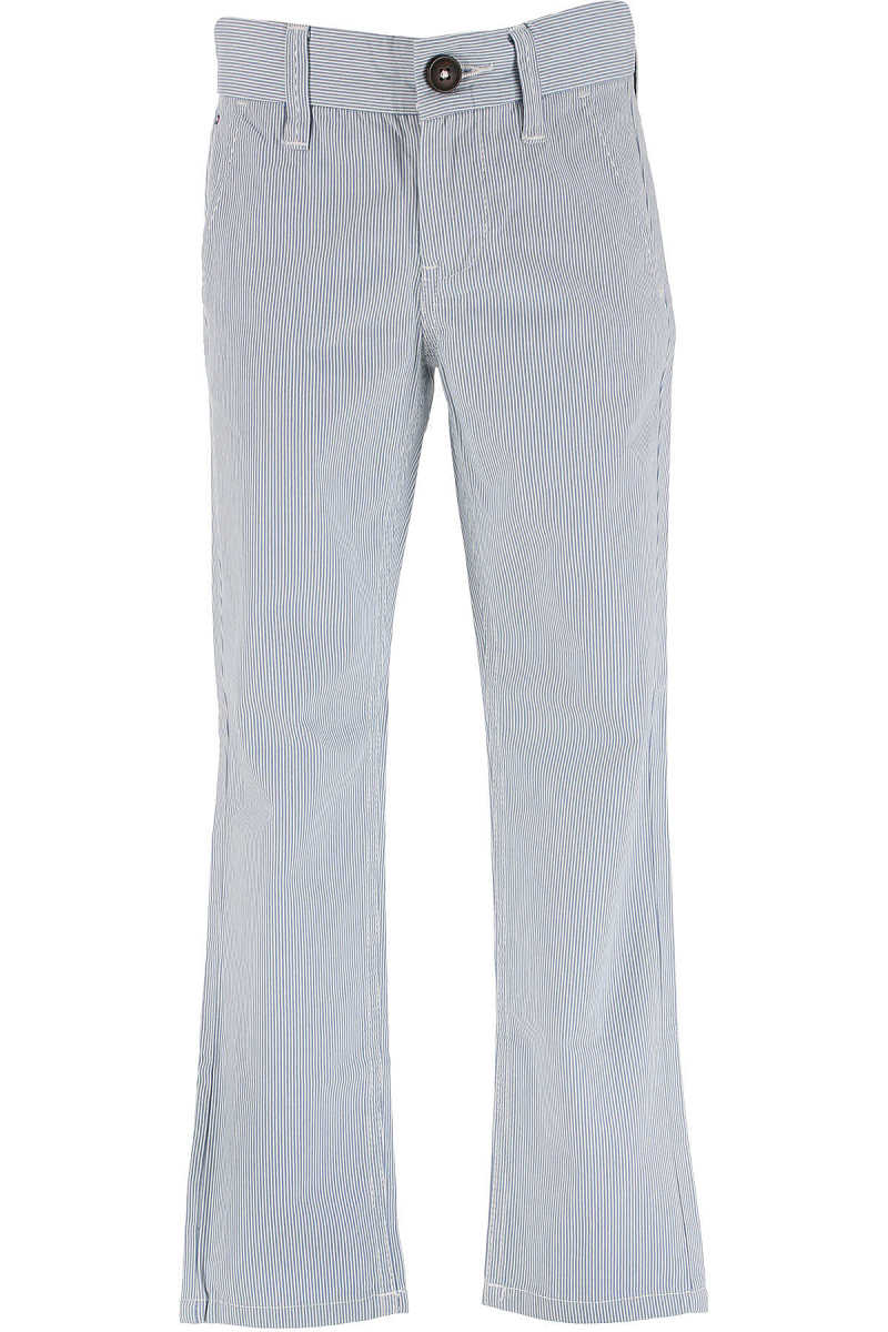 Tommy Hilfiger Baby Pants for Boys On Sale in Outlet White SE - GOOFASH