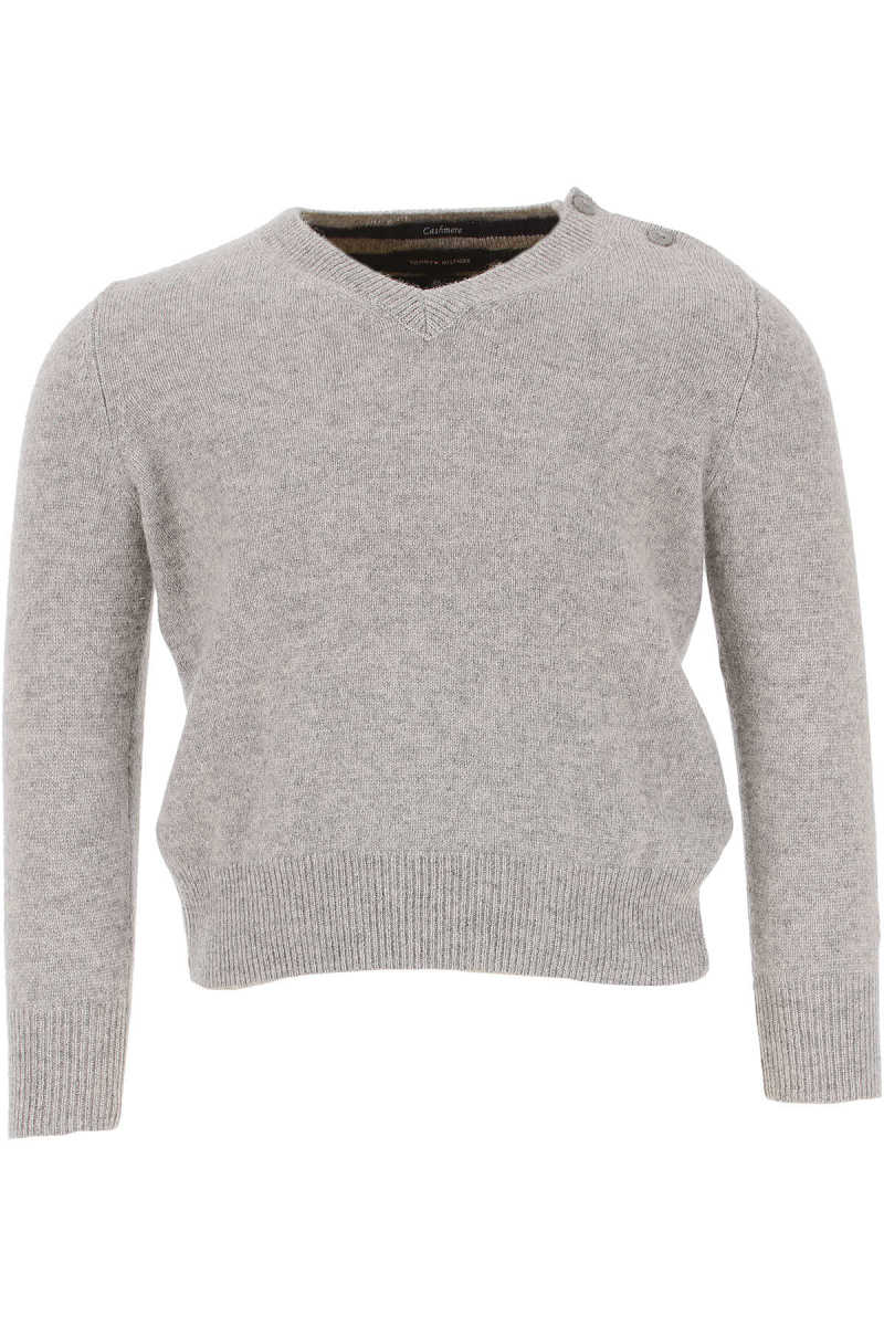 Tommy Hilfiger Baby Sweaters for Boys On Sale in Outlet Grey SE - GOOFASH