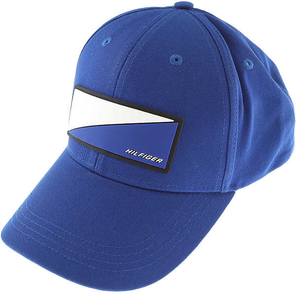 Tommy Hilfiger Hat for Women Blue USA - GOOFASH