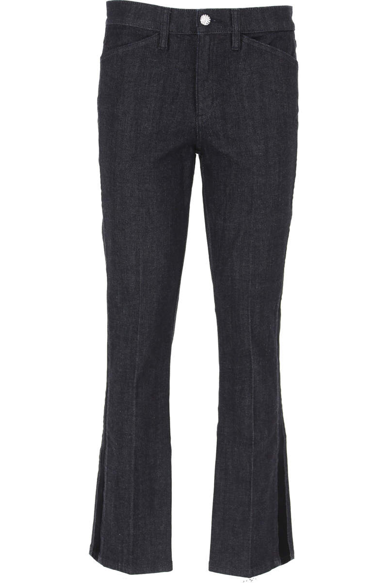 Tory Burch Jeans in Outlet Blue Denim USA - GOOFASH
