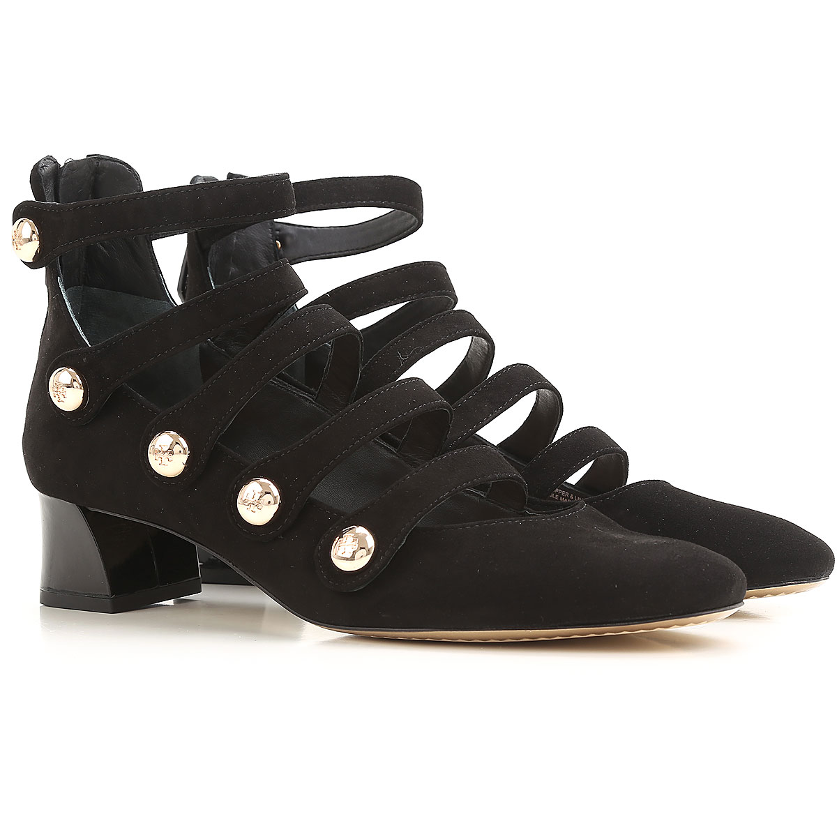 Tory Burch Pumps & High Heels for Women in Outlet Black USA - GOOFASH