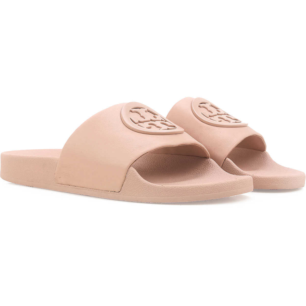Tory Burch Sandals for Women On Sale in Outlet Shell Pink SE - GOOFASH