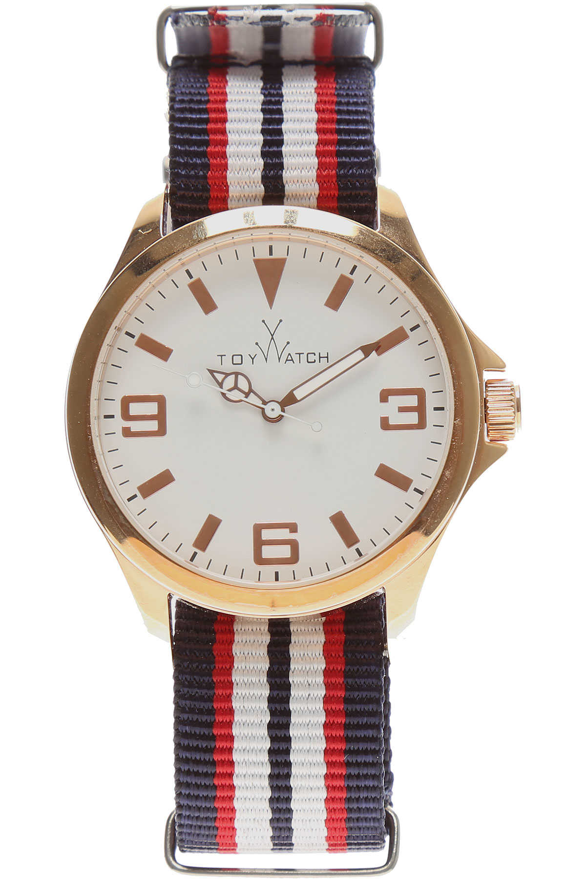 Toy Watch Watch for Men Gold USA - GOOFASH