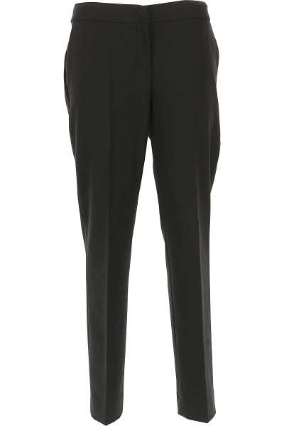 Twin Set by Simona Barbieri Pants for Women polyester USA - GOOFASH