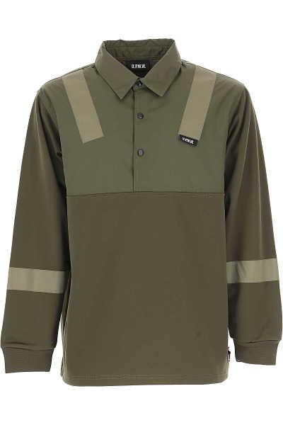 U.P.W.W. Polo Shirt for Men Military USA - GOOFASH