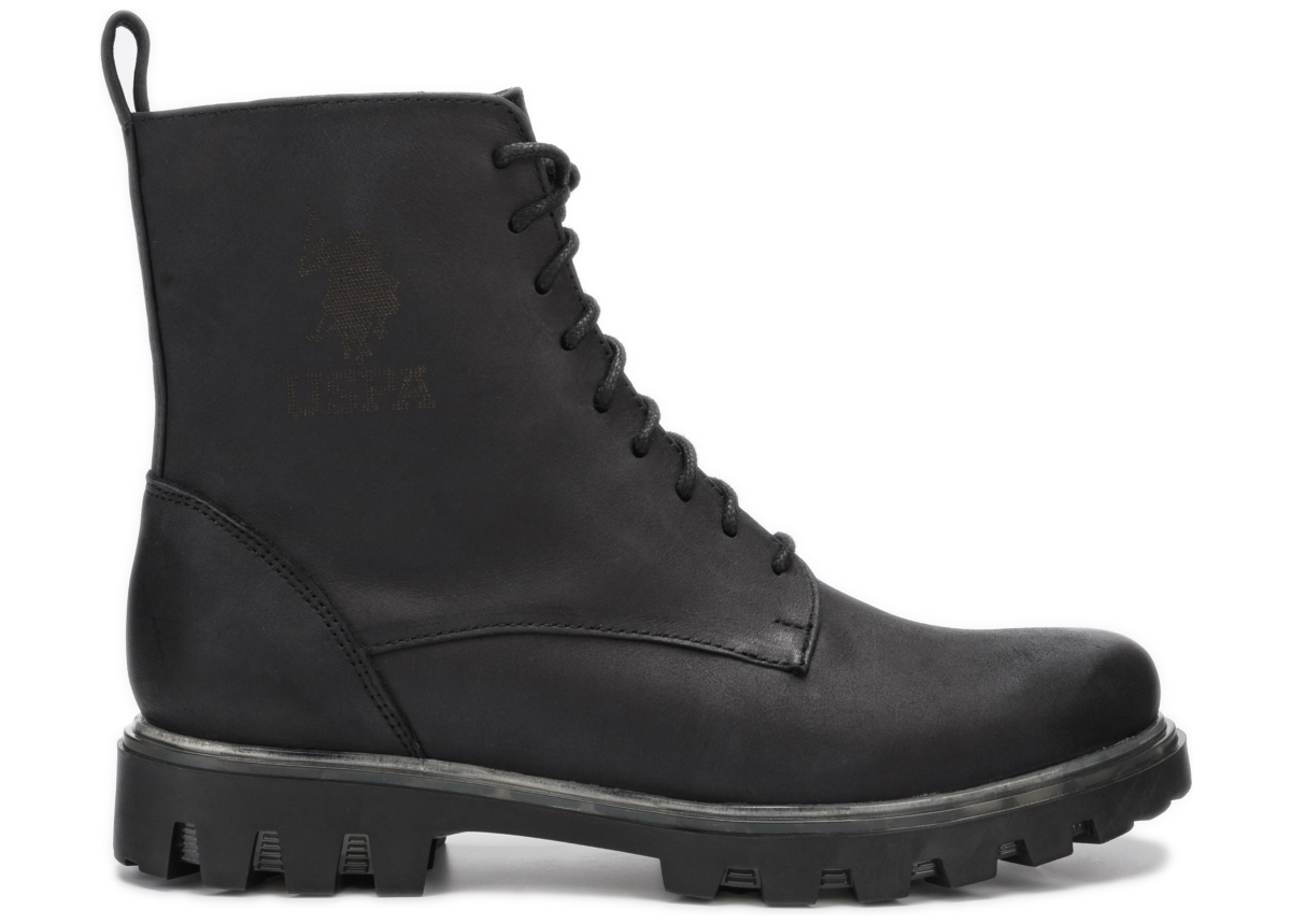 U.S. Polo Assn Sidney Ankle boots Black UK - GOOFASH