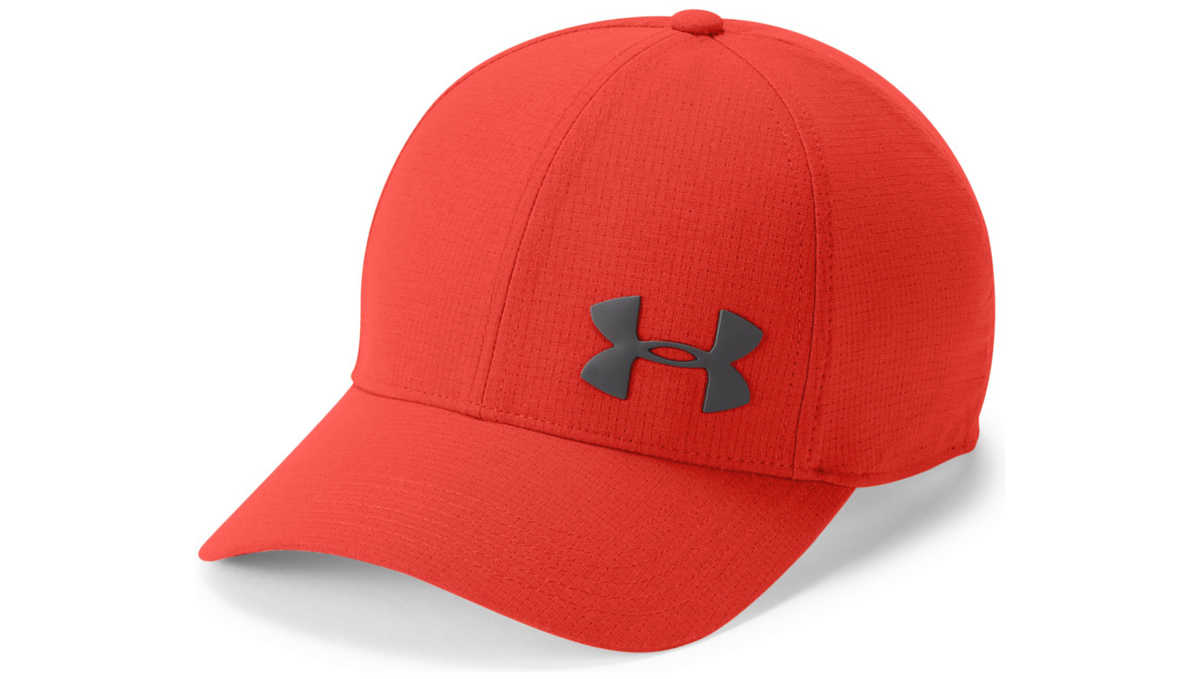 Under Armour ArmourVent™ Cap Red UK - GOOFASH