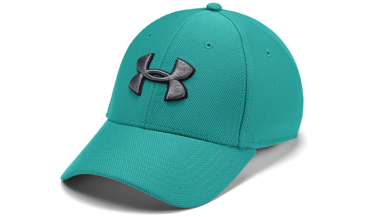 Under Armour Blitzing 3.0 Cap Green UK - GOOFASH