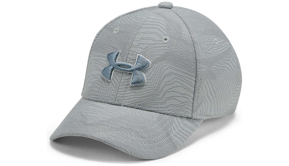 Under Armour Blitzing 3.0 Kids cap Grey UK - GOOFASH