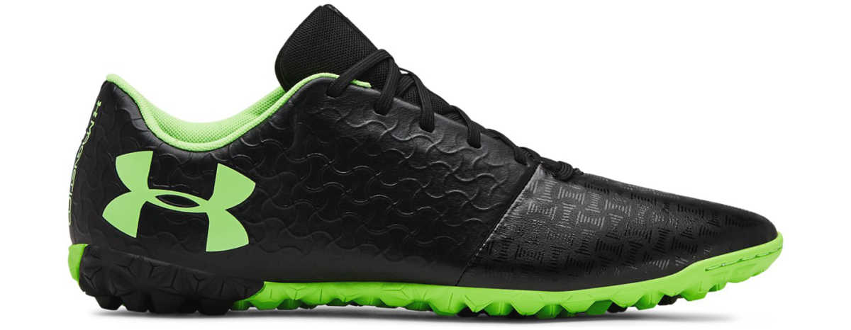 Under Armour Magnetico Select TF Sneakers Black UK - GOOFASH