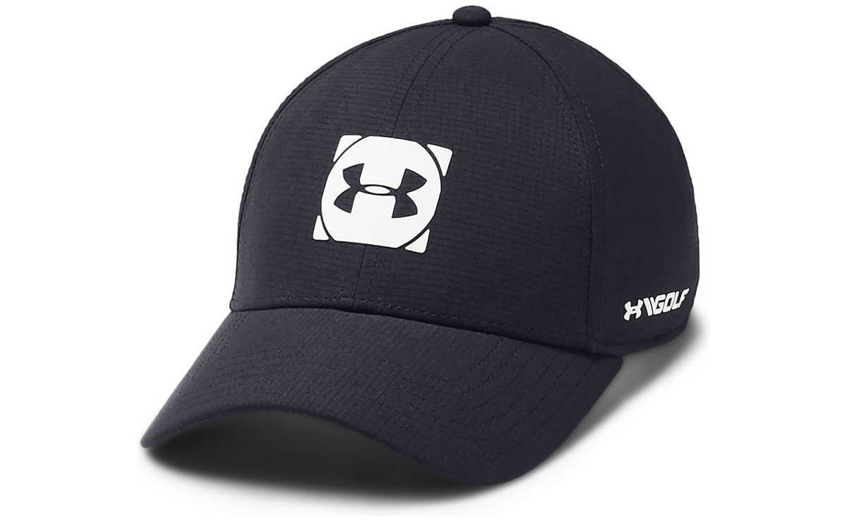 Under Armour Official Tour 3.0 Cap Black UK - GOOFASH