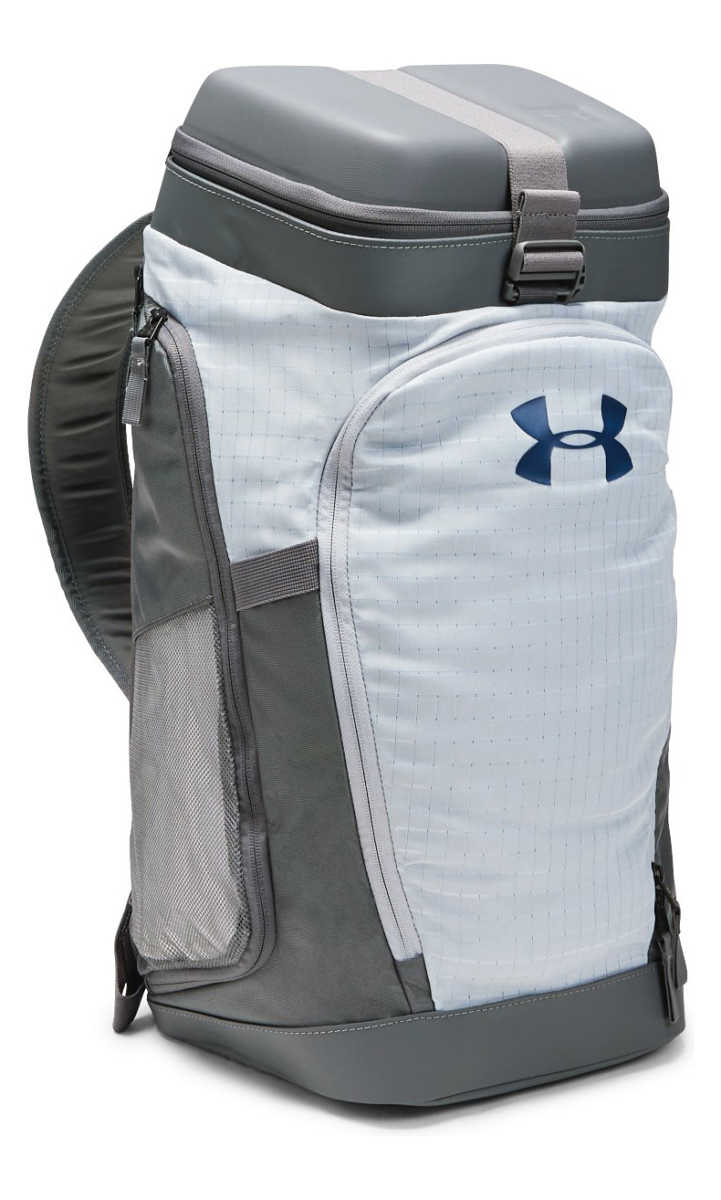 Under Armour Own The Gym Backpack Grey UK - GOOFASH