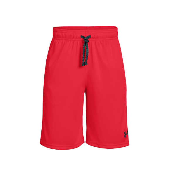 Under Armour Prototype Kids shorts Red UK - GOOFASH