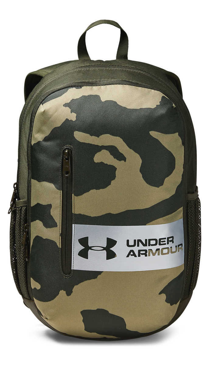 Under Armour Roland Backpack Green UK - GOOFASH