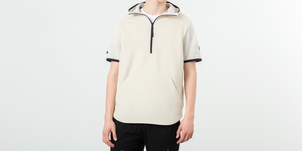 Under Armour Unstoppable Shortsleeve Hoodie Grey UK - GOOFASH