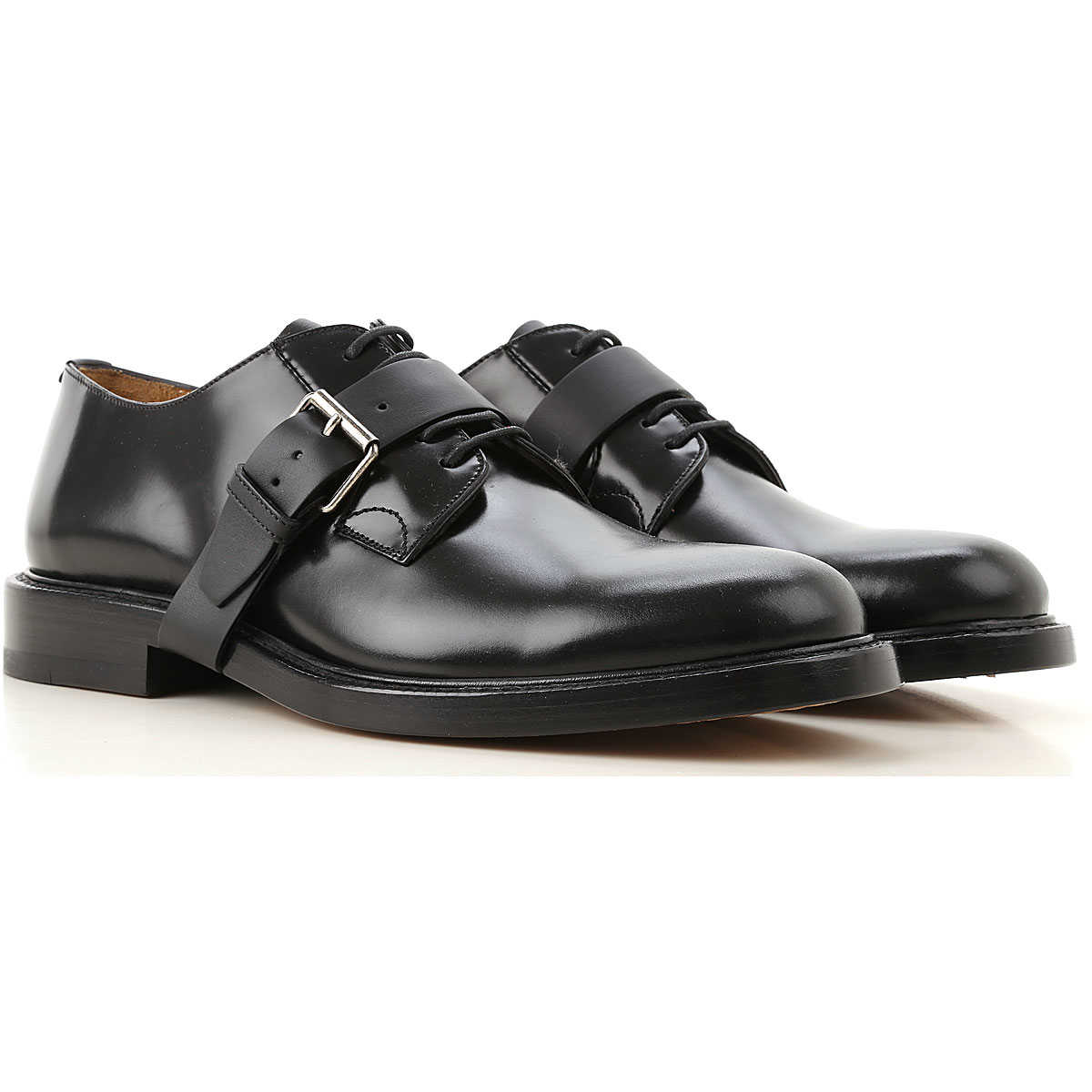 Valentino Garavani Lace Up Shoes for Men Oxfords Derbies and Brogues On Sale USA - GOOFASH