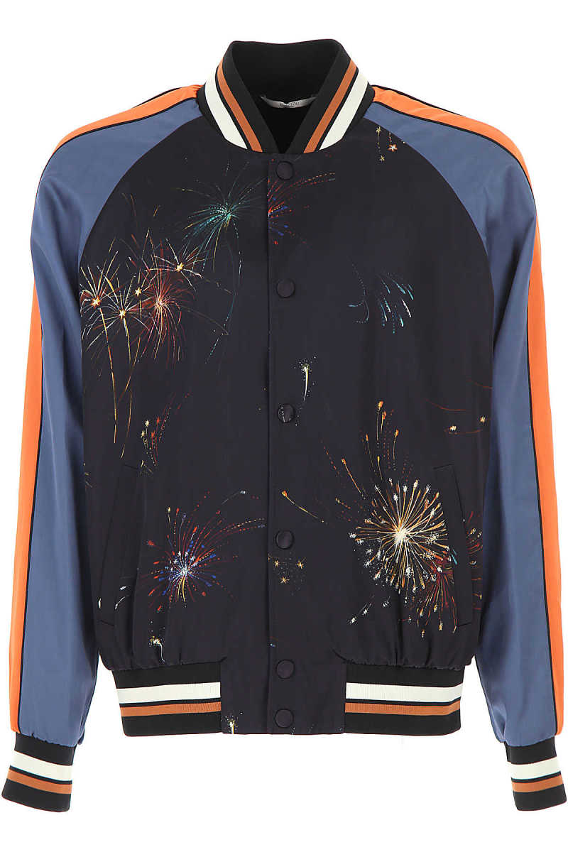Valentino Jacket for Men in Outlet Multicolor USA - GOOFASH