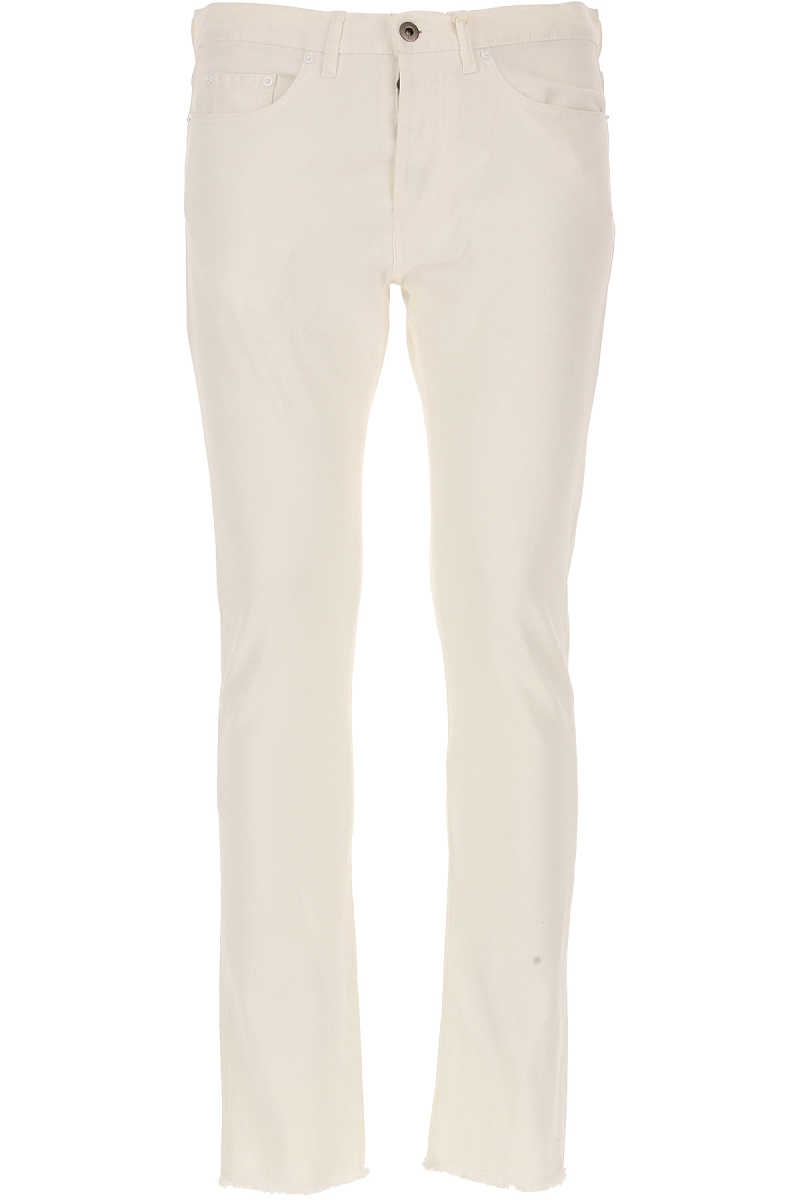Valentino Jeans On Sale in Outlet White SE - GOOFASH